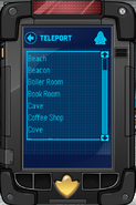 Epf phone teleport