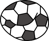 Soccer Bean Bag