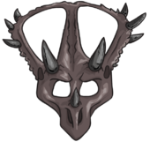 Great Horn Mask clothing icon ID 1529