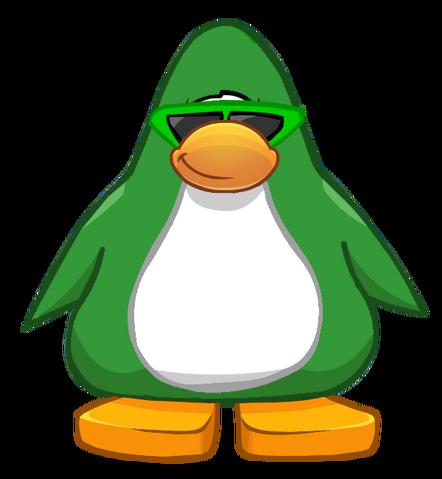 File:Green sun glasses 2013 version pc.png