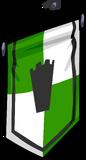 Green Banner sprite 002