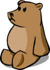 Teddy Bear sprite 001