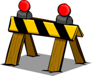 Construction Barrier sprite 004
