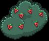 Large Multi-berry Bush sprite 041