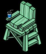 Lifeguard Chair sprite 001
