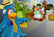 Costume Try-Outs postcard icon