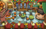 Halloween Party 2015 Pizza Parlor