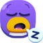 Emoji Sleepy Face
