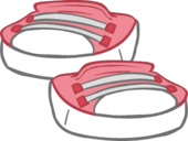 Strawberry Sneakers icon