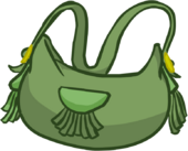 Green Chic Purse