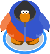 Puffy Parka in-game