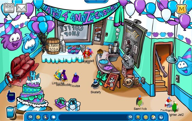 File:Club Penguin - Coffee Shop 4th Anniversary Party.jpg
