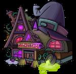 HalloweenParty2014ClothesShopExterior