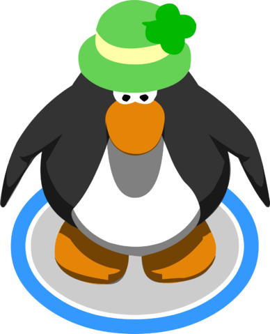 File:Shamrock Hat Penguin.PNG