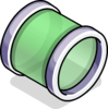 Short Puffle Tube sprite 021