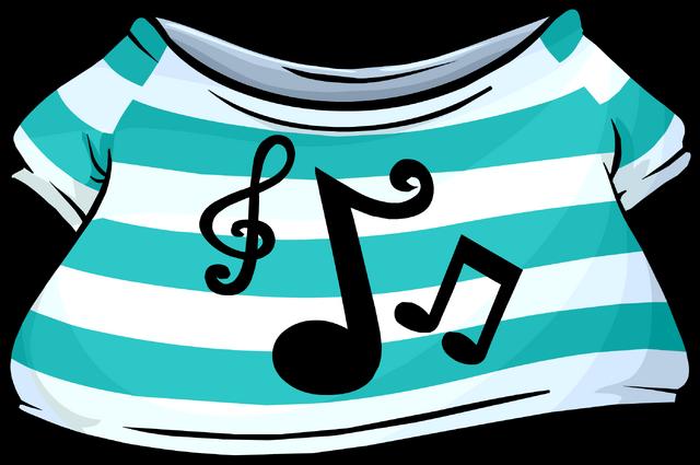 File:Pop-n-Lock Music Shirt clothing icon ID 4606.png