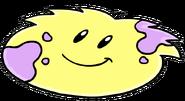 YellowPuffleMatCutoutPetShop