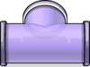 T-joint Puffle Tube sprite 053