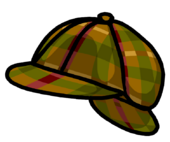 Tweed Hat clothing icon ID 1006