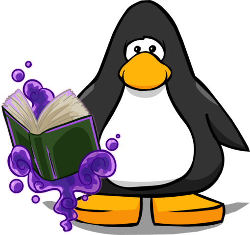 File:Magical Book from a Player Card.png