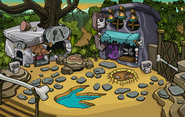 Prehistoric Party 2014 Stony Town