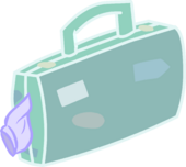 Ghostly Suitcase icon