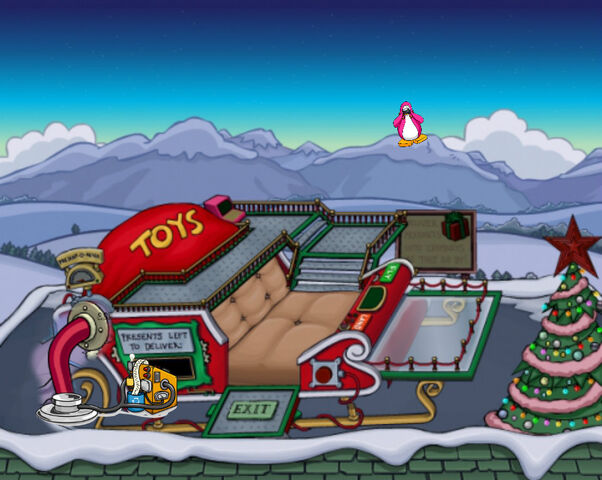 File:Holiday Party 2014 (FAKE) Santa Peak.jpg