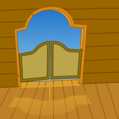 Saloon Background