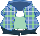 Plaidasaurus Shirt icon