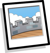 Castle Background icon