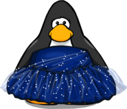 Night Sky Prom Dress player card