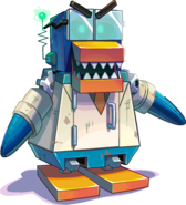 Gary Bot corrupted