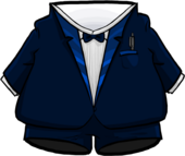 Navy Royale Tux icon