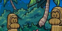 Yellow Kahuna Background