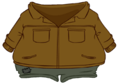 Leather Outdoor Jacket icon