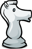 Chess Knight sprite 001
