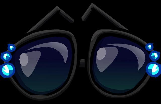 File:Rhinestone Sunglasses icon.png
