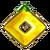 Yellow berry icon
