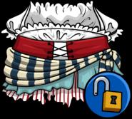 Pirate Lass unlockable icon