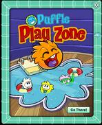 Puffle play zone