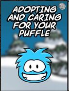 Adopt puffle first