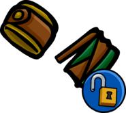 Brown Leather Cuffs unlockable icon