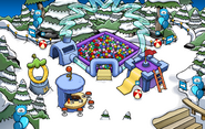 Puffle Party 2012 Forest
