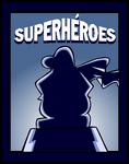 Superhero Stage Poster icon es