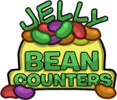 Jellybeancounter logo