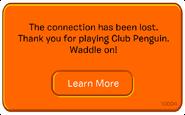 Lost Connection Error Message 2