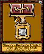 Mission 8 Medal full award fr