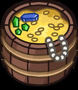 Pirate Barrel sprite 004