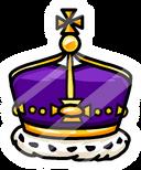 Royal Crown Pin icon