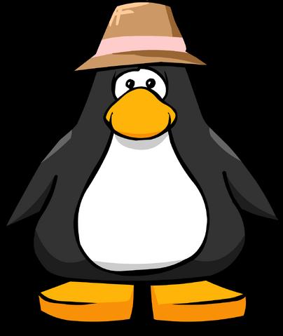 File:Brown Fedora45566.PNG